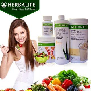 Cách pha sữa Herbalife tăng cân tốt nhất