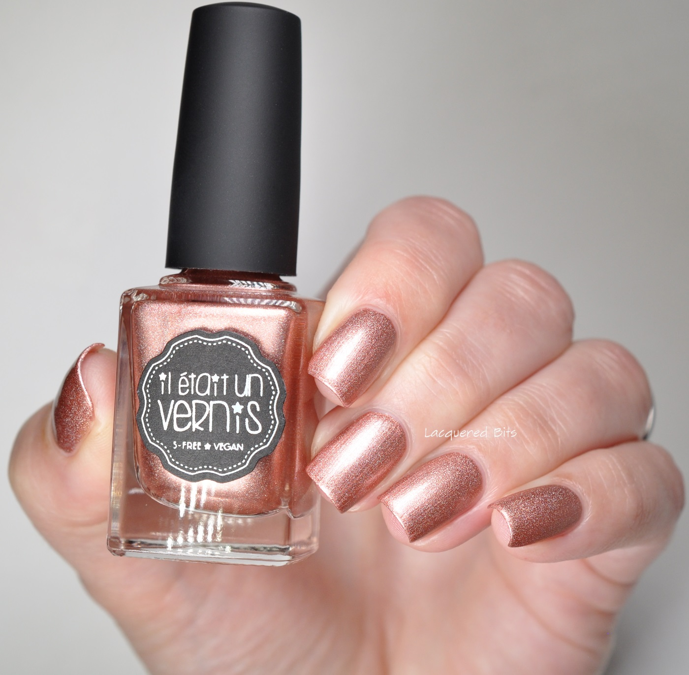 All Is Gold - Il Etait Un Vernis Welcome To Paradise collection