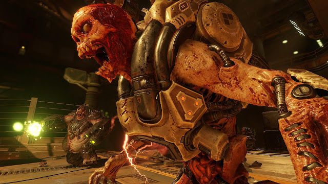 Download DOOM Closed Alpha Cracked GameGokil