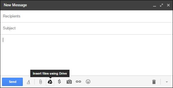 Slanje velikih fajlova preko Google diska