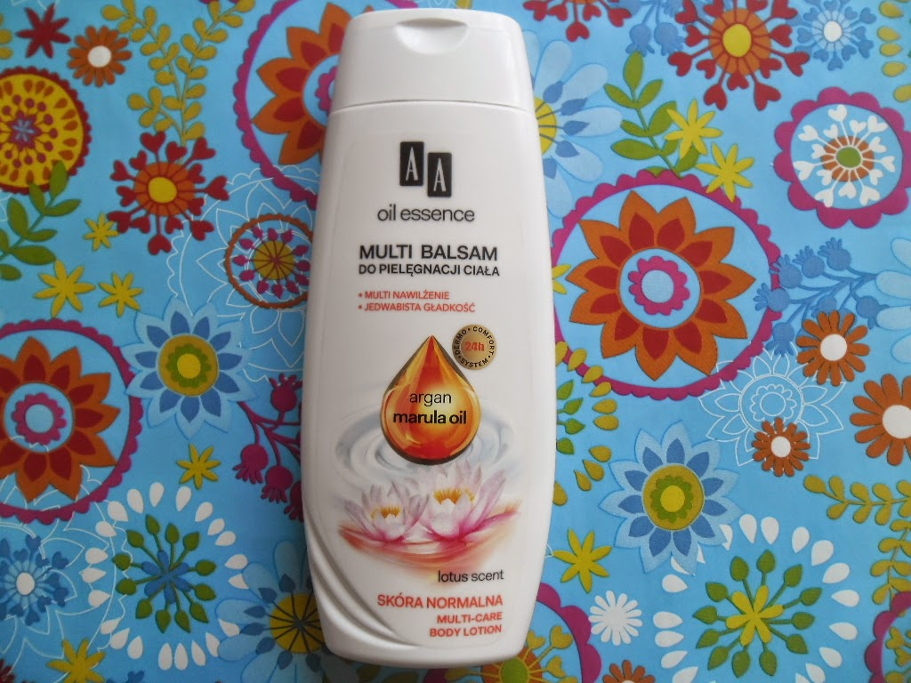 AA oil essence Multi Balsam do pielęgnacji ciała