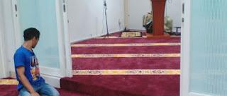 Pengrajin Karpet Masjid Surabaya