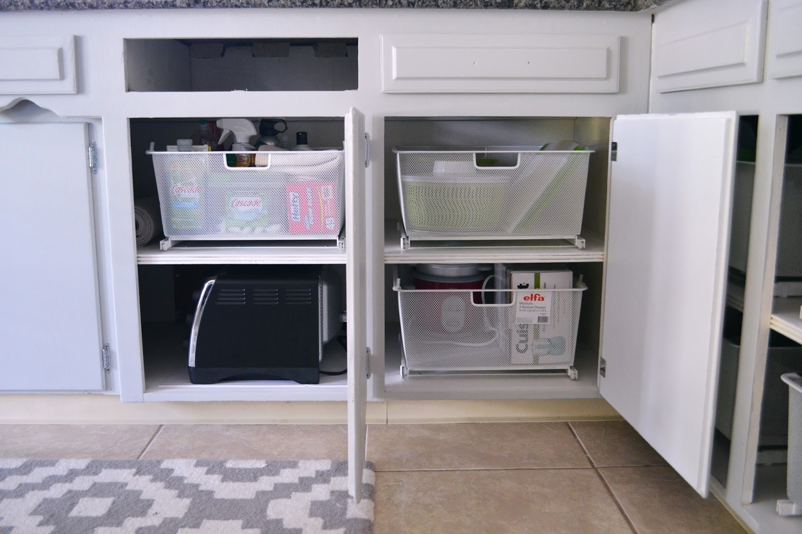 Kitchen Cabinet Organization Small Tables For Sale Stacy 43 Charlie
