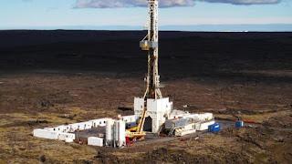 Σε ένα project στην Ισλανδία προσπαθούν να παράγουν ενέργεια από ηφαίστειο