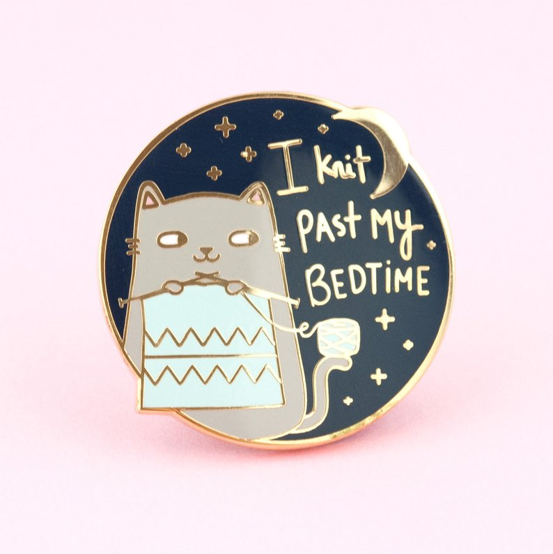 10 Unique Enamel Pin Gifts for Crafty Mother's Day! - The