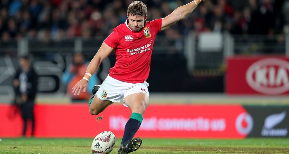 Leigh Halfpenny Earnings from Rugby in 2017