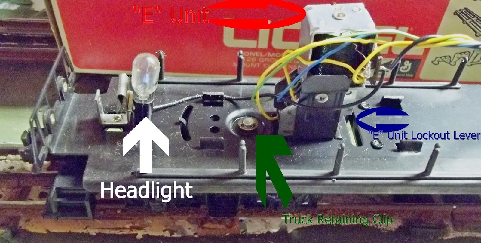 medium resolution of lionel e unit wiring diagram