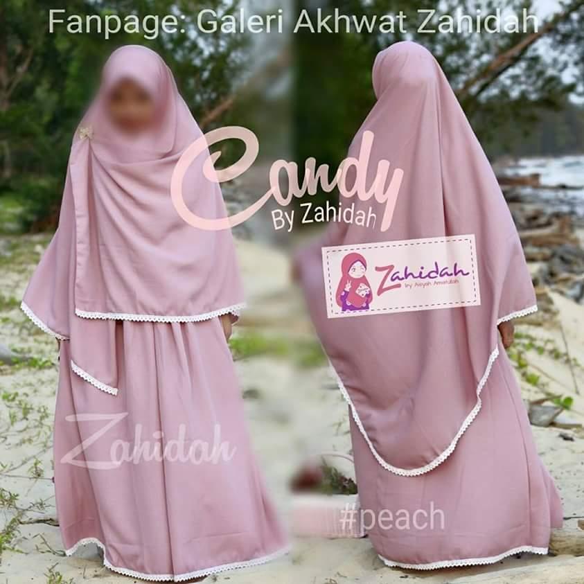 Candy By Zahidah Galeri Akhwat Zahidah Fatimah