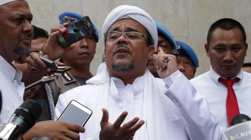 Rizieq pilih kembali ke Arab Saudi