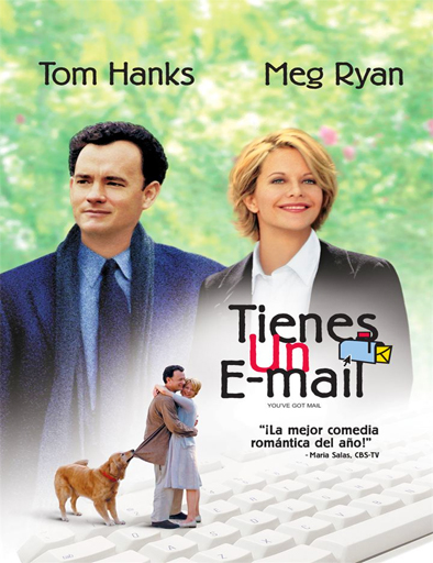Ver Tienes un e-mail (You've Got Mail) (1998) Online