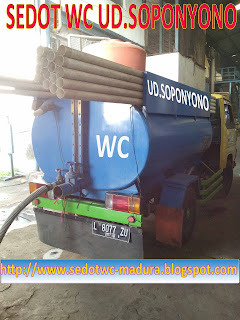 Sedot WC Madura | Phone 081217744287
