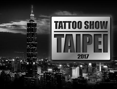 2017 Taipei International Tattoo Art Festival