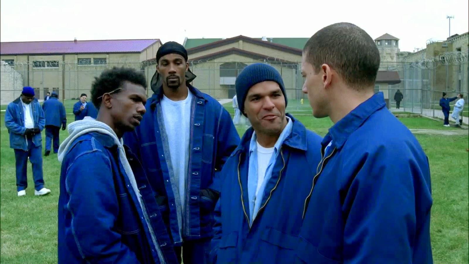 Prisonbreak temporadas 1-2-3-4-5 descargar por mega #descargar.