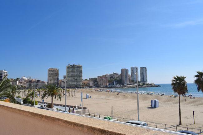 apartamento en venta playa la concha oropesa vistas