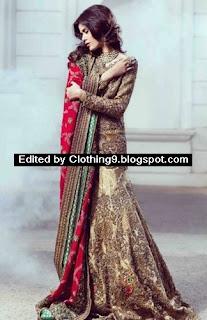 Suffuse Bridal Wear Designs 2016-2017 by Sana Yasir