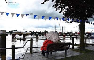 Regen, Regen und nochmals Regen 2016