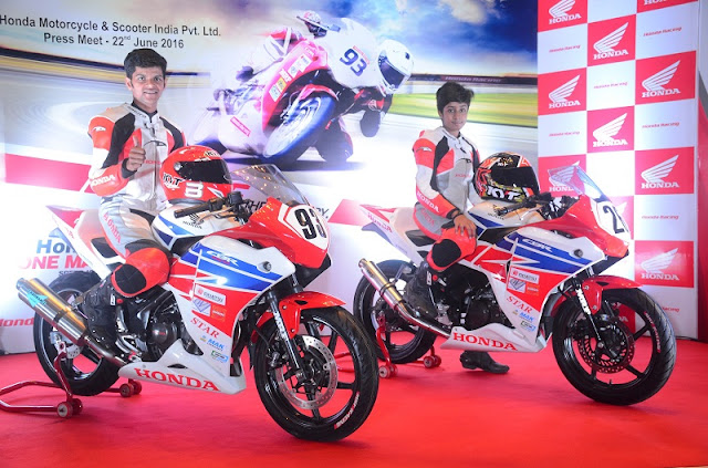 Honda Racing Launches India's First Motorsports Helpline