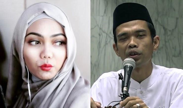 Ini Tulisan Rina Nose tentang Agama yang Bikin Ustadz Abdul Somad Marah