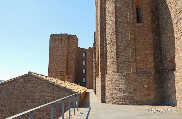 Colegiata de San Vicente, Castillo de Cardona, Barcelona