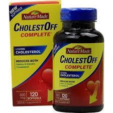 Metodi naturali per abbassare livelli colesterolo: CholestOff
