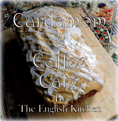 Coffee & Cardamom Loaf