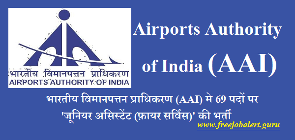 AAI Admit Card Download
