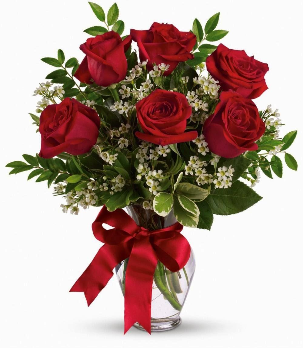 red roses valentine's gift