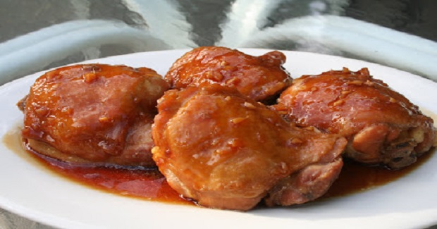 Hawaiian Style Shoyu Chicken Recipe