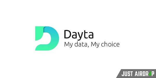 Dayta Airdrop - Free 1600 DAYTA ($6)