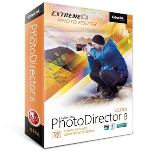 CyberLink PhotoDirector Ultra 8.0.2303.0 Multilingual Full Version