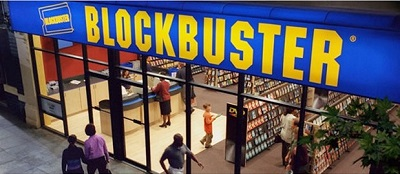 quiebra de blockbuster