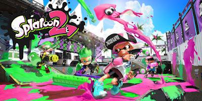 Splatoon 2 is Switch's Meraih 2 Juta Penjualan di Jepang