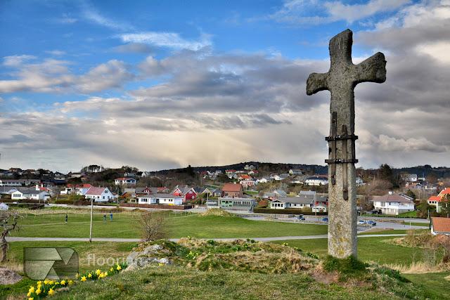 Co warto zobaczyć w Haugesund - Obelisk Króla Haralda Pięknowłosego w Haugesund - najważniejsza atrakcja turystyczna regionu Haugesund