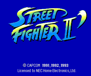 Street Fighter 2 PC Game Download - Download PC Games and ...