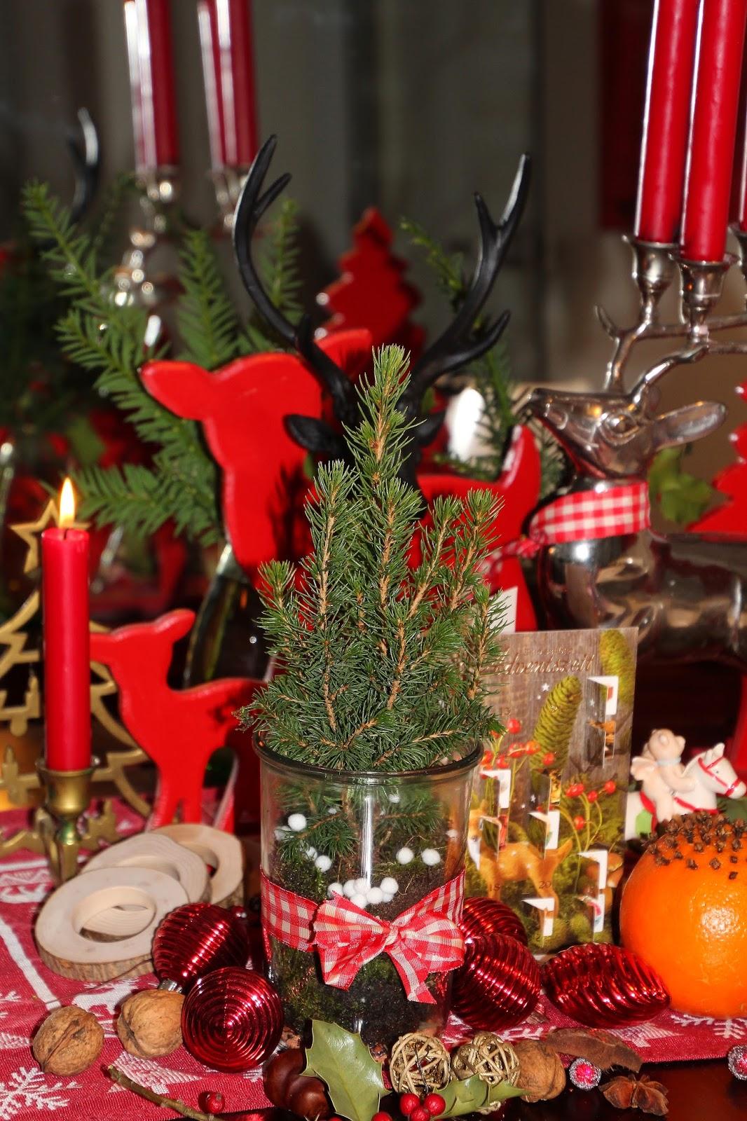 Der Letzte Weihnachtsbaum.Stadtlandlebenslust Weihnachtsbaum Im Glas