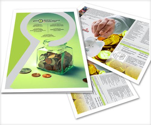 Banking Brochure Design