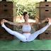 Profesora de Yoga muestra con orgullo su menstruación