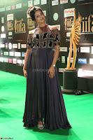 Sanjjanaa Galrani aka Archana Galrani in Maroon Gown beautiful Pics at IIFA Utsavam Awards 2017 45.JPG