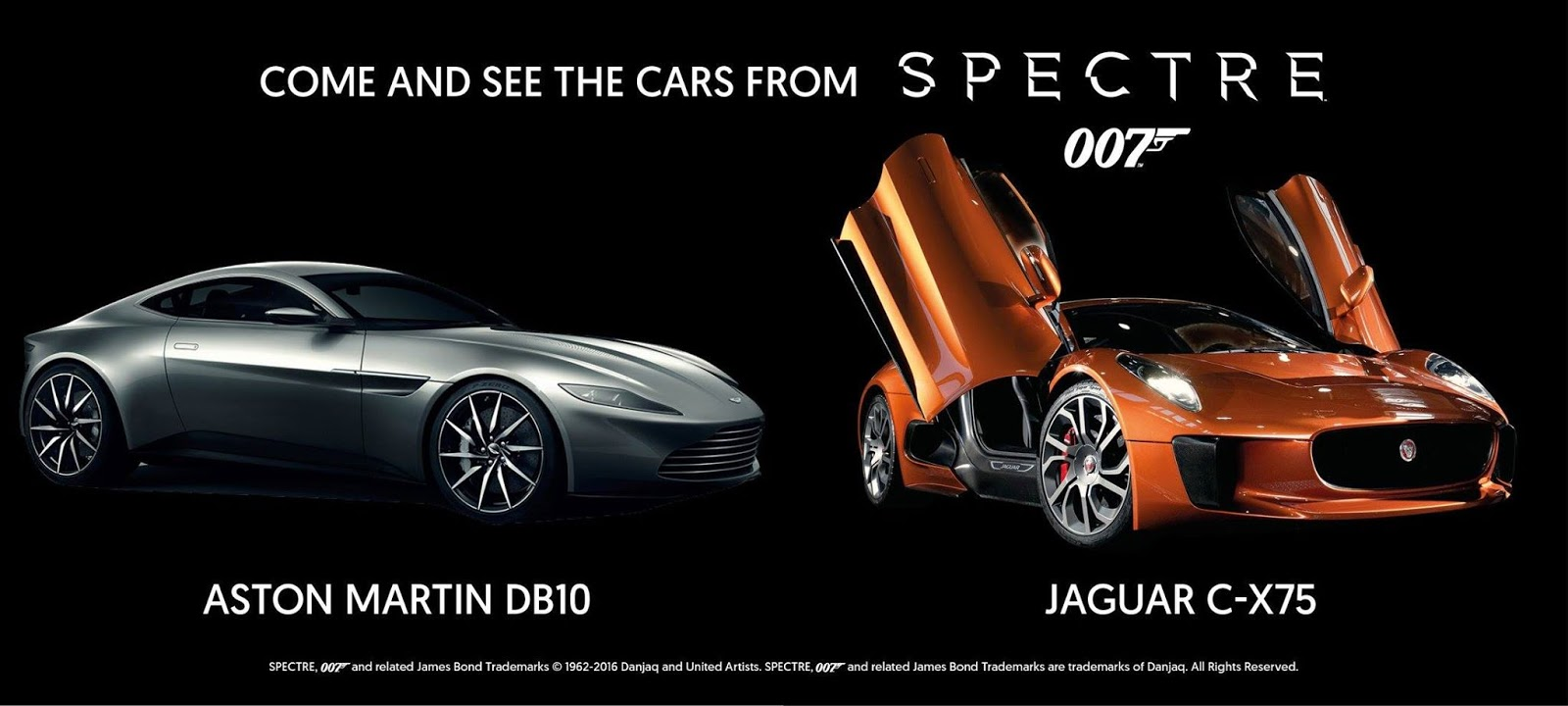 007 Travelers The Cars Of Spectre At Top Marques Monaco