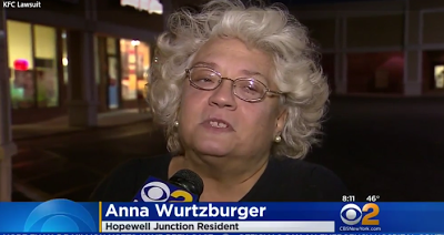 Woman files a $20m lawsuit against KFC for $20 bucket of chicken she ordered