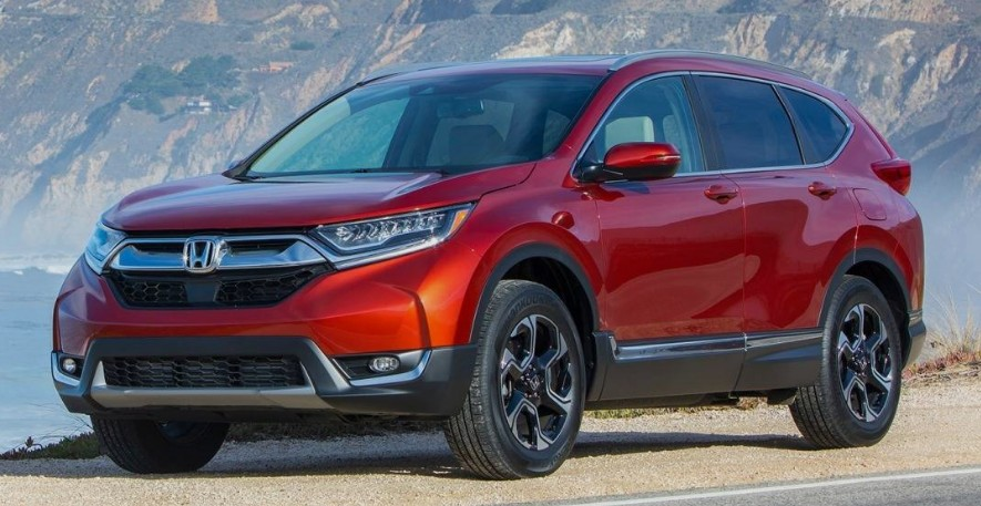 2018 honda cr v redesign cars reviews rumors and prices. Black Bedroom Furniture Sets. Home Design Ideas