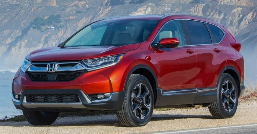 2018 Honda CR-V Redesign - Cars reviews, rumors and prices