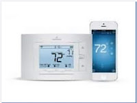 Sensi wi-fi smart programmable thermostat up500w review