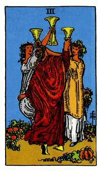 9 of cups and pentacles relationship