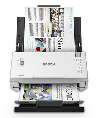 Epson DS-410 Driver Download