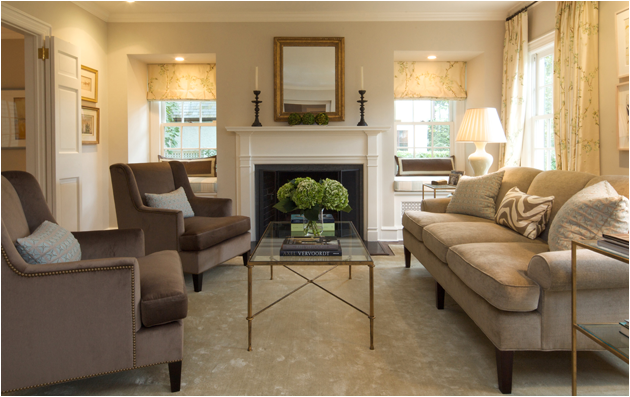 Transitional Living Room Design Ideas | Room Design ...