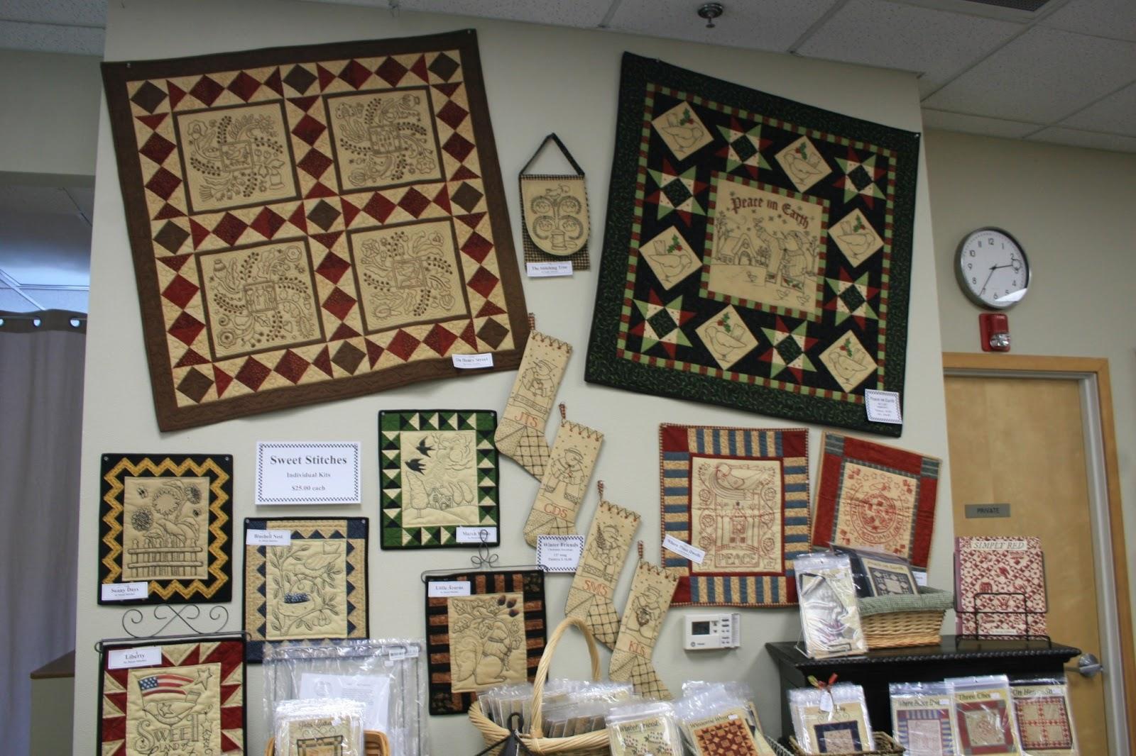 Shhdesigns Bend Oregon Quilt Shops