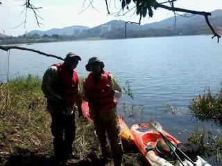 Pesca en cayak