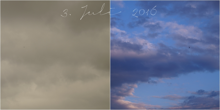Blog + Fotografie by it's me! | fim.works | Himmel am 3. Juli 2016