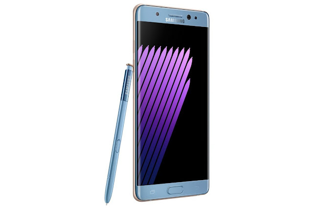 Samsung Galaxy Note 7 resmi dirilis dengan harga pre-order Rp.10,777,000